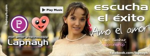 Amo el amor [ Música Pop Electrónica – Letra -Video]