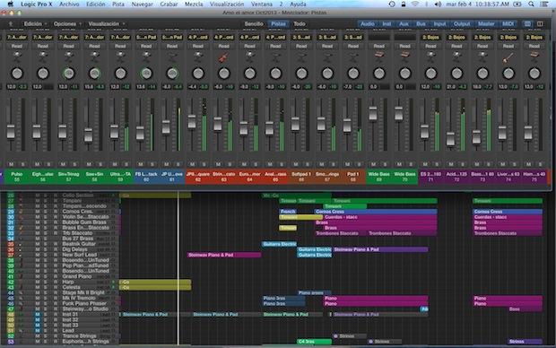 Herramientas informáticas para la creación de música
