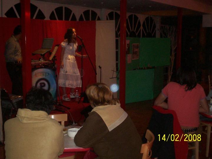 Concierto Café Insomnia 14 de Febrero