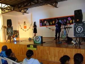 Concierto Centro Cultural Emiliano Zapata