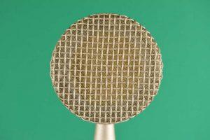 Cómo funcionan los micrófonos – Partes y tipos de Micrófonos