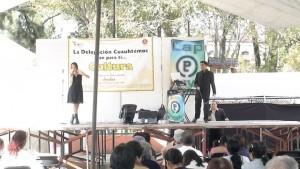 Concierto en la Delegación Cuauhtemoc