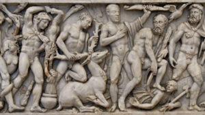 Heracles, Cerbero y los misterios Eleusinos