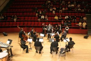 Música mexicana contemporánea: 10 Miniaturas para orquesta de cámara