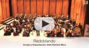 """Huapango Sinfónico """"Redoblando"""" para Orquesta Sinfónica"""