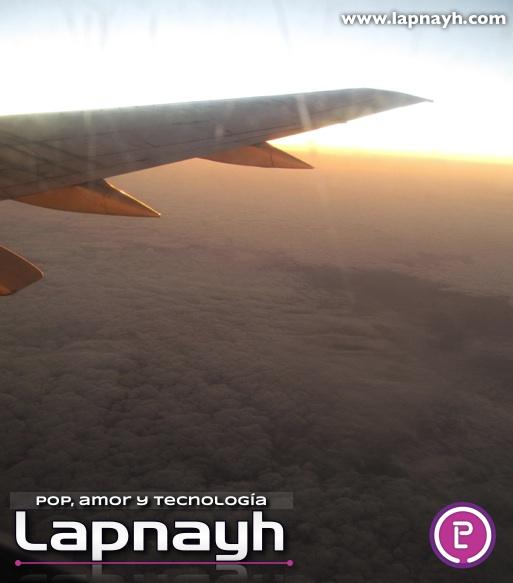Volando a la Ciudad de México