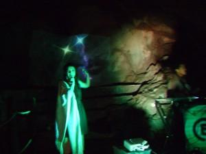 Concierto en la gruta de Xoxafi