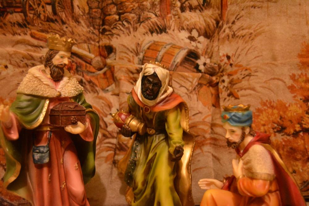 Los Reyes Magos existen : la ilusión de un corazón de niño