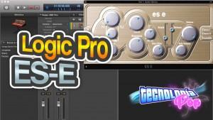 Aprende a usar el Sintetizador ES-E de Logic Pro