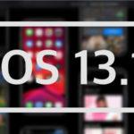 iOS 13.1 ha llegado, conoce las novedades de la actualización de Apple