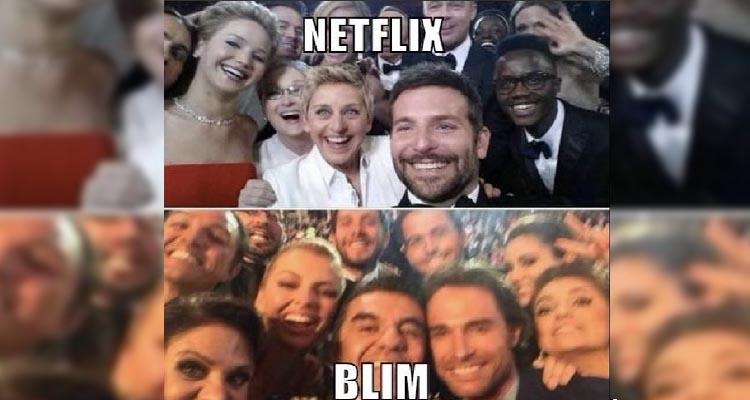 netflix blim