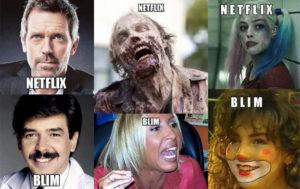Netflix contra Blim: los mejores MEMES del fracasado streaming de Televisa