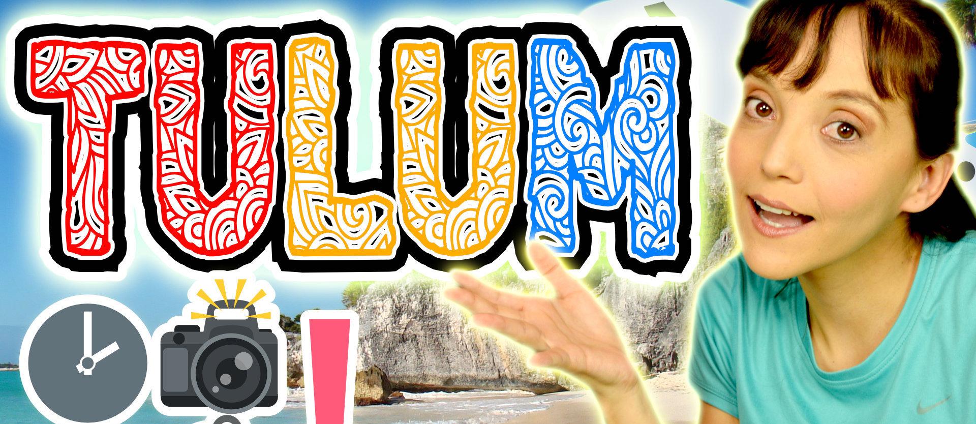 Después de ver éste video desearás conocer Tulum, ciudad Amurallada de la Riviera Maya