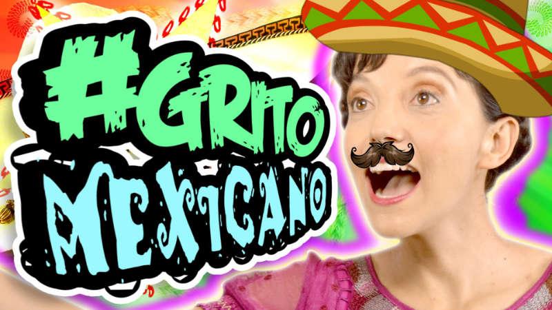 como hacer el grito mexicano