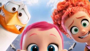 Cigüeñas no es una película infantil, aunque así lo digan no es para niños