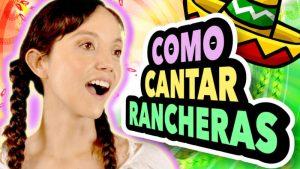 Como Cantar Bien las Rancheras sin forzar la garganta