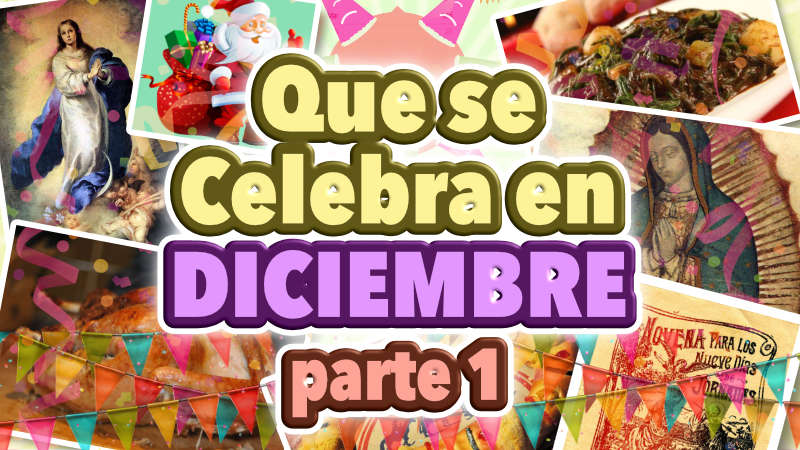 Que se celebra en diciembre – Parte 1: Maratón Guadalupe – Reyes