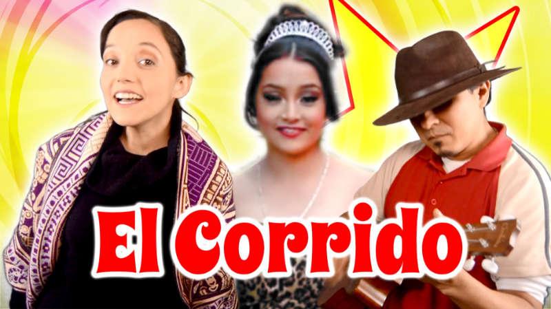 """""""Los XV de la RUBI"""" Corrido a La Quinceañera más famosa de México"""