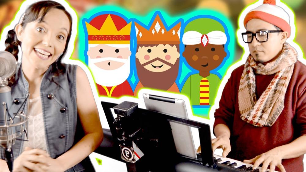 Canción de los Reyes Magos: Los Tres Reyes Magos con Letra Completa y Acordes