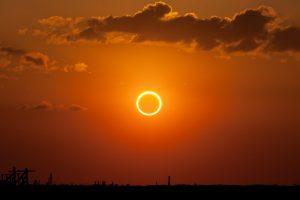 Eclipse solar anular éste domingo 26 de febrero de 2017 ¿Donde?
