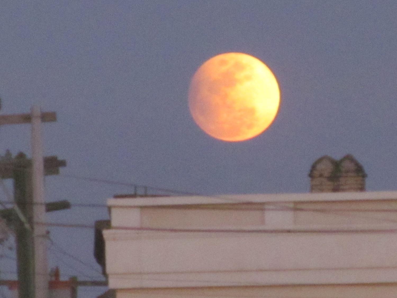 Las mejores Fotos del Eclipse Penumbral de Luna + VIDEO