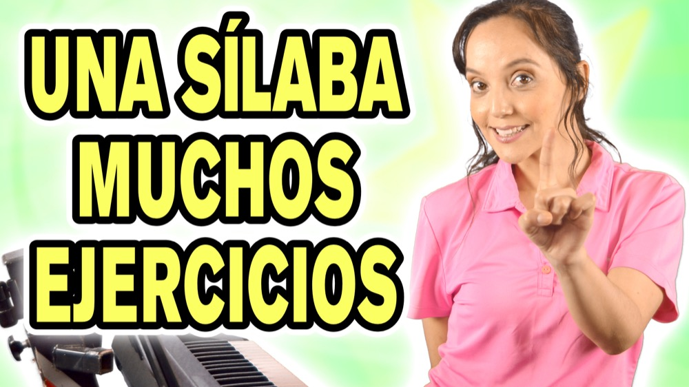 vocalizaciones para cantar