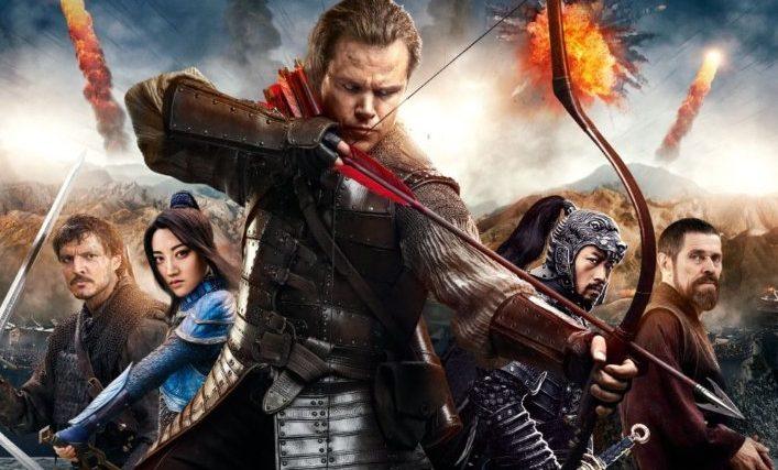 La Gran Muralla, la mejor película de acción de la temporada llega al Cine