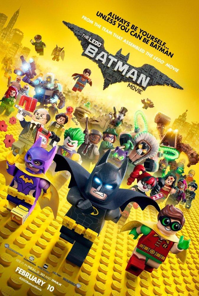 LEGO Batman: La  película – 10 Razones para correr a verla