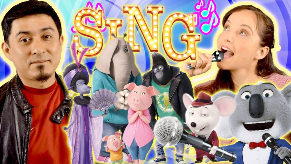 6 Cosas que podemos aprender sobre el canto y la música en Sing: ¡Ven y canta!