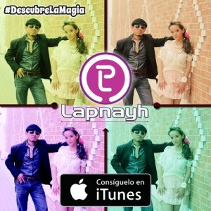 """Descubre la Magia"" de Lapnayh en iTunes"