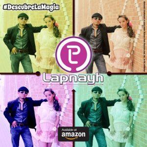 """Descubre la Magia"" de Lapnayh en Amazon"
