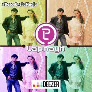 """""""Descubre la Magia"""" de Lapnayh en Deezer"""