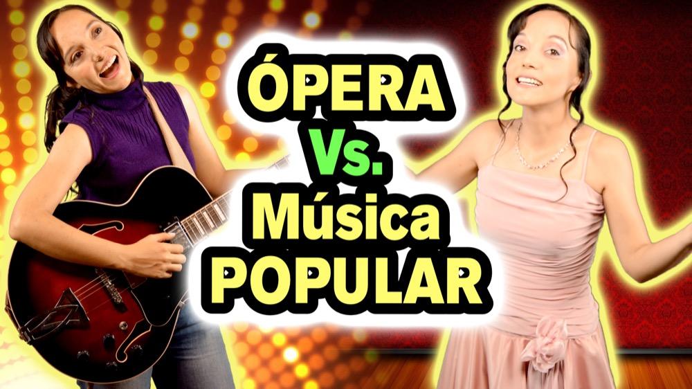 Como cantar opera