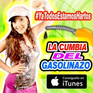"""La Cumbia del Gasolinazo"" disponible en iTunes"