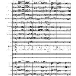 Huasteca Tamaulipeca: arreglo para Coro y Orquesta Sinfónica