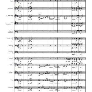 """""""Lindo Tampico"""" Huapango para Orquesta Sinfónica"""