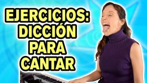 Como mejorar la PRONUNCIACIÓN al cantar