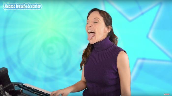 mejorar la pronunciación al cantar diccion