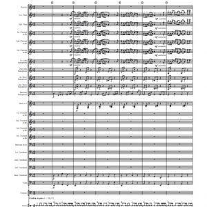 Mi Matamoros Querido: arreglo para Banda Sinfónica