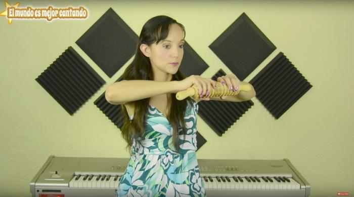 Como respirar para cantar ejercicios rutina avanzada