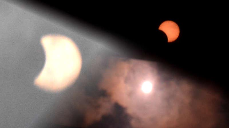 Fotos del Eclipse Solar del 21 de Agosto de 2017 + VIDEO