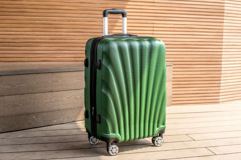 maleta para año nuevo