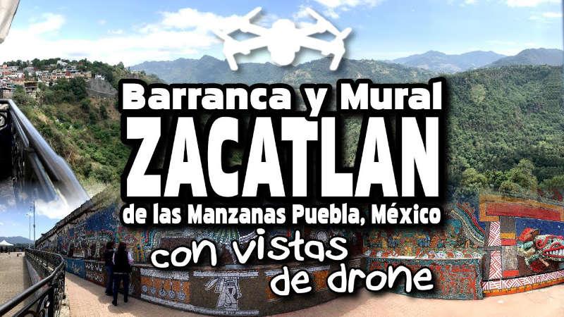 barranca de los jilgueros zacatlan de las manzanas Puebla