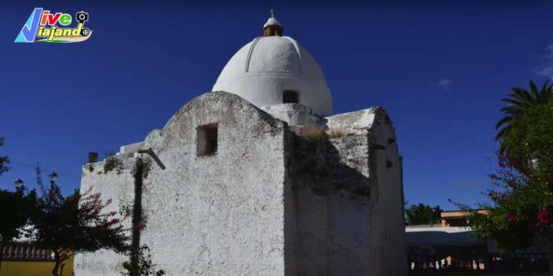 tecozautla, pueblo magico, hidalgo, atractivos turísticos, templo santiago apostol