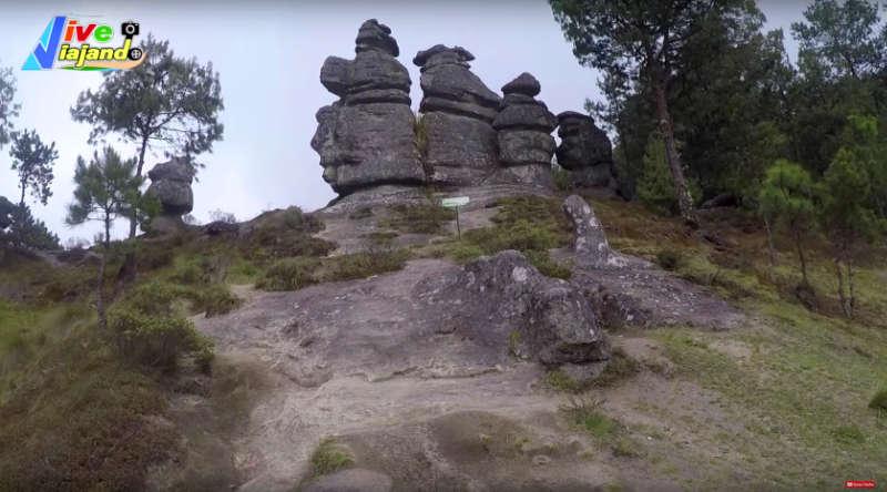 valle de piedras encimadas ecoturismo zacatlan puebla
