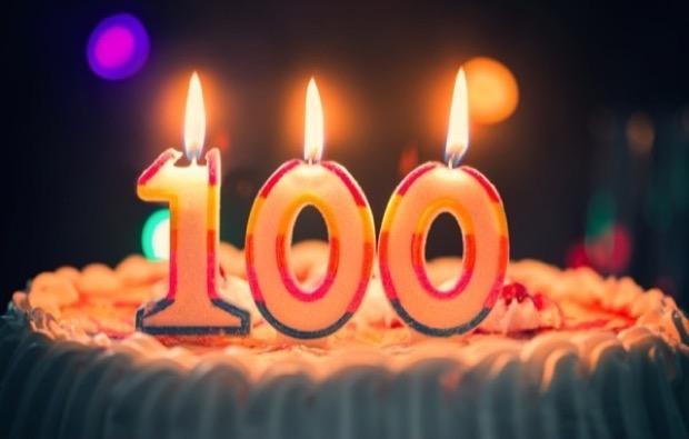 derechos de autor 100 años