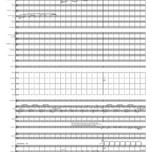 La Llorona: Arreglo en PDF para Orquesta Sinfónica, partitura y partichelas