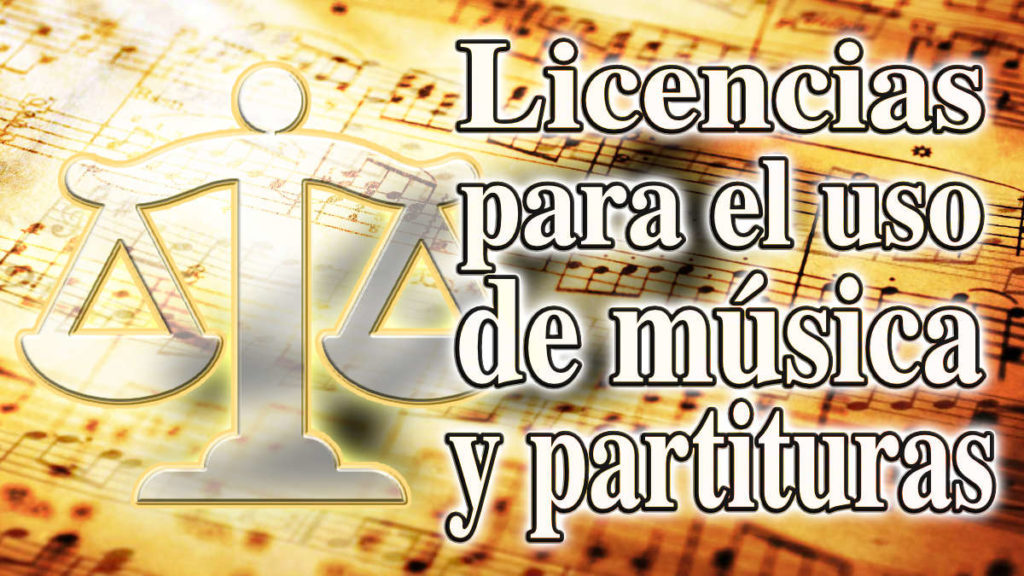 derechos de autor licencias