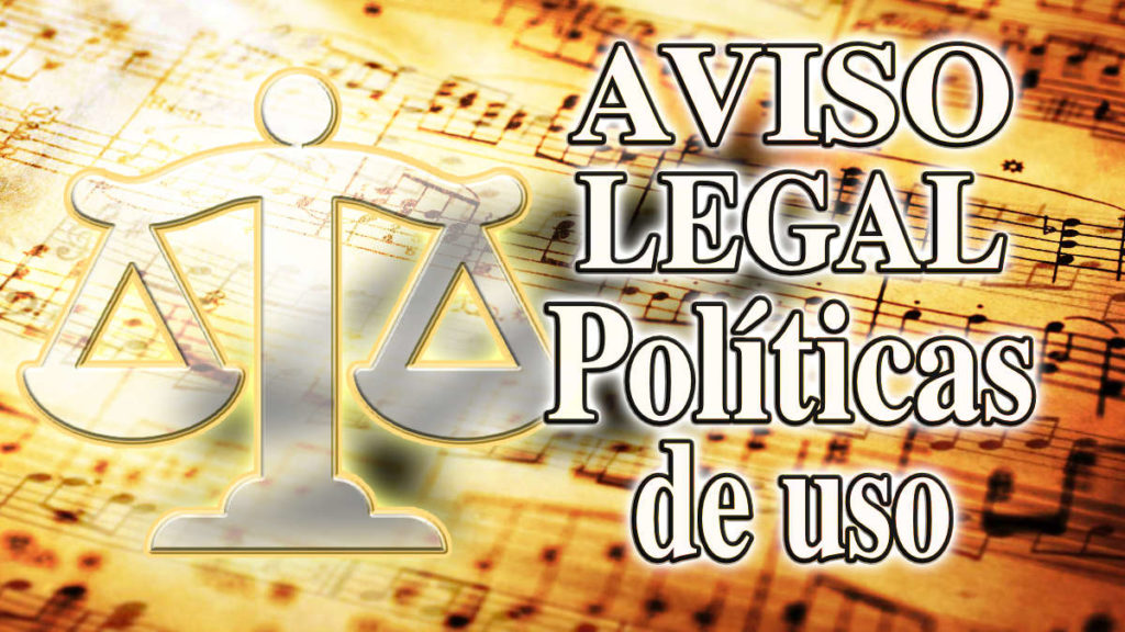 aviso legal y políticas de uso