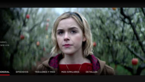Netflix confirma temporada 3 de el mundo oculto de Sabrina mira el Trailer